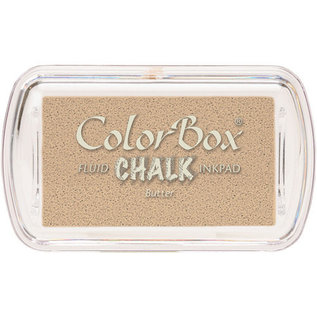 ColorBox Fluid Chalk Mini Ink Pad Butter