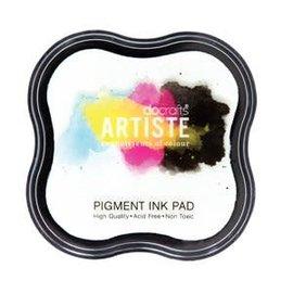Docrafts Pigment Ink Pad - White