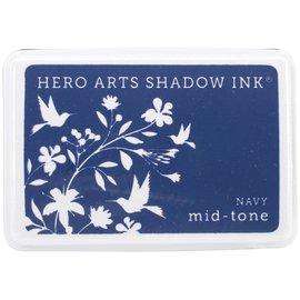 HeroArts Hero Arts Midtone Shadow Ink Pad NAVY
