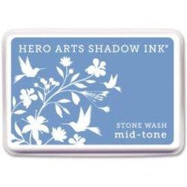 HeroArts Hero Arts Midtone Shadow Ink Pad STONE WASH