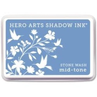 HeroArts Hero Arts Midtone Shadow Ink Pad STONE WASH
