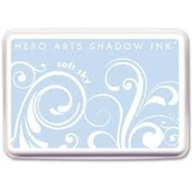 HeroArts Hero Arts Midtone Shadow Ink Pad SOFT SKY