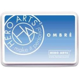 HeroArts Hero Arts Ombre Ink Pad SOFT SKY TO INDIGO
