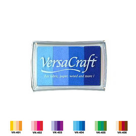 Tsukineko VersaCraft ink pad BLUE SHADE