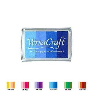 Tsukineko VersaCraft ink pad BLUE SHADE