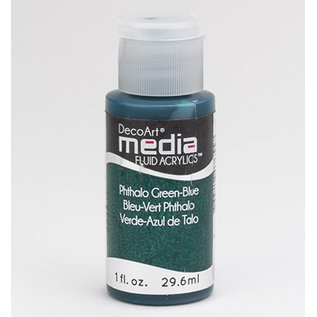 DecoArt Media PHITOLO GREEN-BLUE