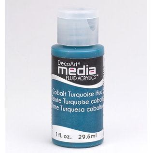 DecoArt Media COBALT TURQUOISE