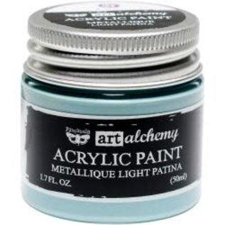 Art Alchemy Art Alchemy Acrylic Paint Metallique Light Patina