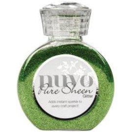 Nuvo Nuvo Pure Sheen Glitter  Green Meadow