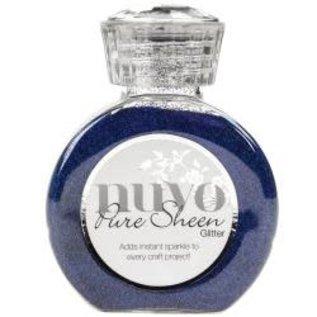 Nuvo Nuvo Pure Sheen Glitter  Blue Sapphire