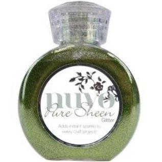 Nuvo Nuvo Pure Sheen Glitter Olive Green