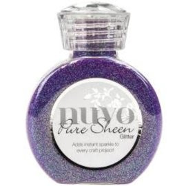 Nuvo Nuvo Pure Sheen Glitter Violet Infusion