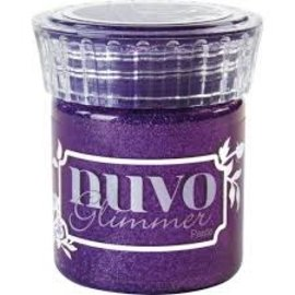 Nuvo Nuvo Glimmer Paste Amethyst Purple