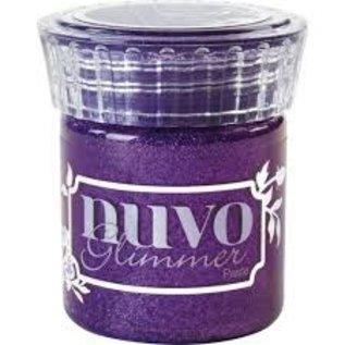 Nuvo Nuvo Glimmer Paste Amethyst Purple