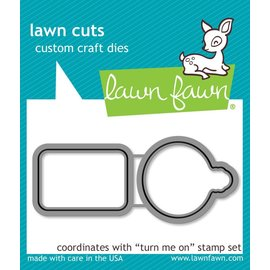 Lawn Fawn turn me on - lawn cuts