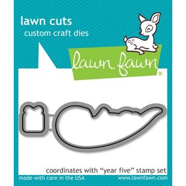 Lawn Fawn year five - lawn cuts