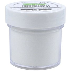 Lawn Fawn Embossing Powder Textured white