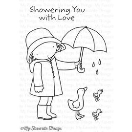 My Favourite Things Showering you with love