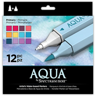 Spectrum Noir Spectrum Noir Aqua markers Primary