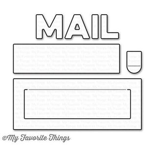 My Favourite Things Mail delivery die-namics