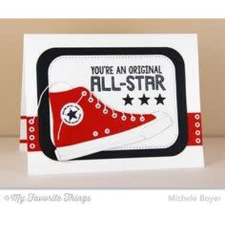 My Favourite Things All-star high top die-namics