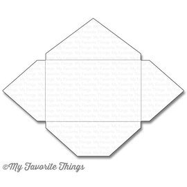 My Favourite Things Gift card envelope