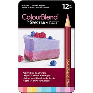 Spectrum Noir Spectrum Noir - ColourTint Graphite Pencils Soft Tints 12st.