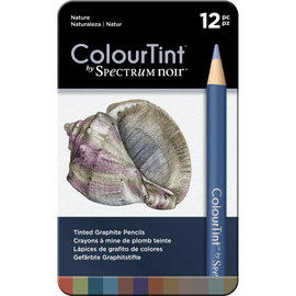 Spectrum Noir Spectrum Noir - ColourTint Graphite Pencils Nature 12st.