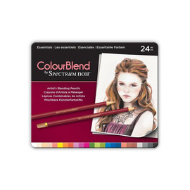 Spectrum Noir Spectrum Noir - Color Blend Pencils Essentials 24st.