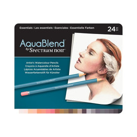 Spectrum Noir Spectrum Noir - Aqua Blend Pencils Essentials 24st.
