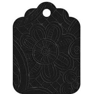 Spectrum Noir Colorista Dark Floral Bouquet Tags - 10 x 7