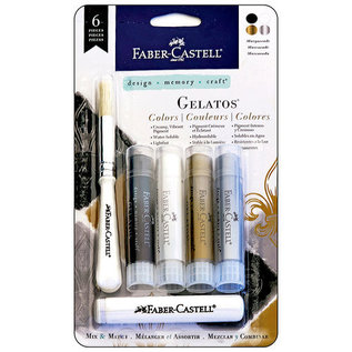 Faber Castell Faber-Castell - Mix andFaber Castell Mix & Match Collection - Color Gelatos - Masquerade