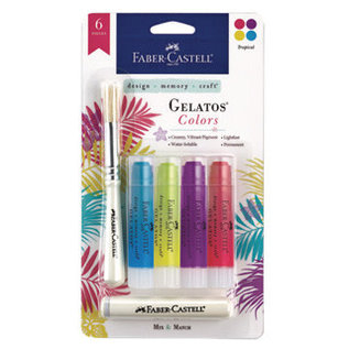 Faber Castell Faber Castell Mix & Match Collection - Color Gelatos - Tropical