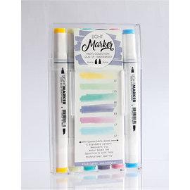 Studio Light Water Based Dual Tip Markers Pastel - 03