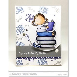 My Favourite Things Bookworm die-namics