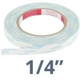 "Scor-tape double sided adhesive 1/4"" x 27 yards"