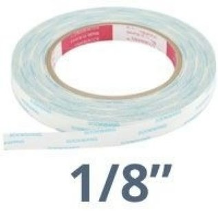 "Scor-tape double sided adhesive 1/8"" x 27 yards"