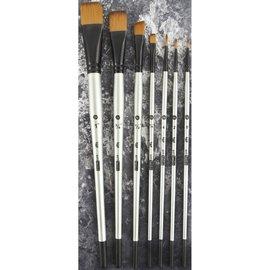 PRIMA MARKETING Finnabair Art Basics Brush Set 7st.