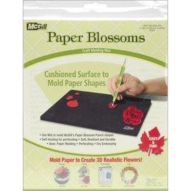 MC Gill Paper Blossoms Molding Mat
