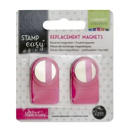 Vaessen Vaessen Creative • Stamp Easy magnet replacement x2