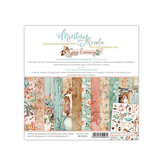 Mintay Mintay Papers - Cozy Evening - 6x6