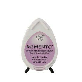 Tsukineko Memento dew drop ink pad lulu lavender