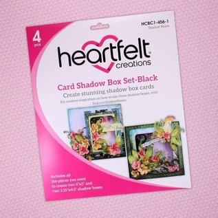Card Shadow Box Set-Black