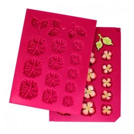 3D Blossoms Shaping Mold