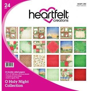 Heartfelt Creations Heartfelt O Holy Night Paper Collection