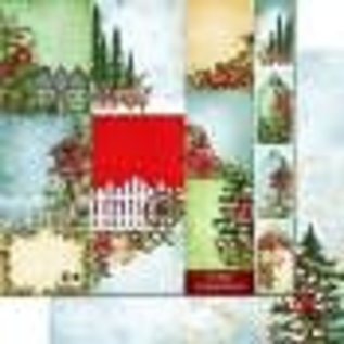 Heartfelt Festive Holly Paper Collection