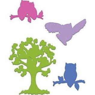 Heartfelt Creations sugar hollow tree Dies