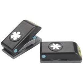 """EK Tools Mini Punches 2/Pkg Daisy & Petunia, .5"""""""