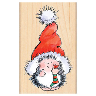 Penny Black Santa's Hat Cut Out