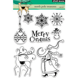 Penny Black North Pole Treasures